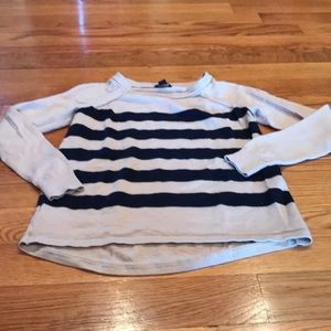 Ann Taylor striped sweater!